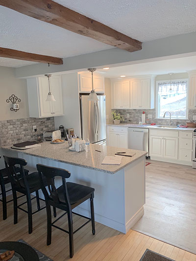 Kitchen Remodel Danvers, MA